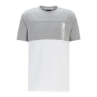BOSS Athleisure Boss Athleisure Athleisure Tee 7 Mens Block T-Shirt