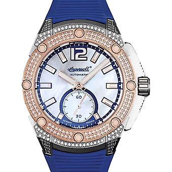 Ladies Watch Ingersoll IN1104BL, Automatic, 38mm, 5ATM