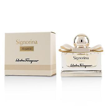 Salvatore Ferragamo Signorina Eleganza Eau De Parfum Spray 30ml / 1oz