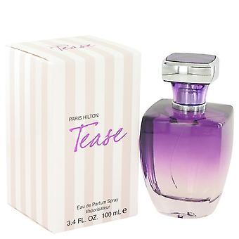 Paris Hilton Tease Eau De Parfum Spray von Paris Hilton 3.4 oz Eau De Parfum Spray