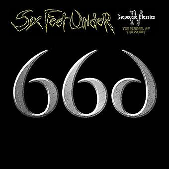 Six Feet Under - Graveyard Classis IV: Number of the Priest [CD] USA import