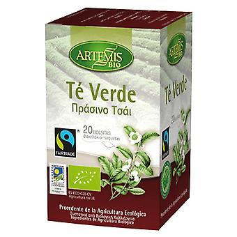 Artemis Te Verde Infusión 20 Einheiten