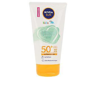 Nivea Sun Niños Mineraali Crema Protección Solar Spf50+ 150 Ml Unisex