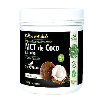 Coconut powder MCT 150 g of powder