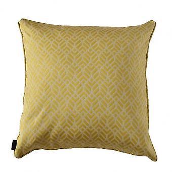 tyyny Nizza 60 x 60 cm polyesteri keltainen