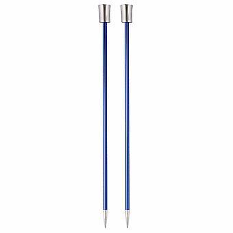 KnitPro Zing: Pines de tejer: De un solo extremo: 25cm x 4.00mm