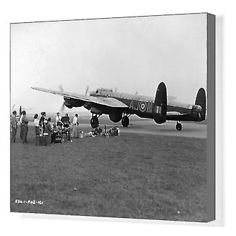 The Dam Busters. Box Canvas Print. The Dam Busters.