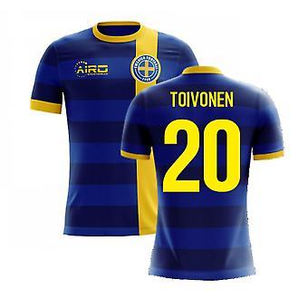 2020-2021 السويد إيرو مفهوم بعيدا قميص (تويفونن 20)
