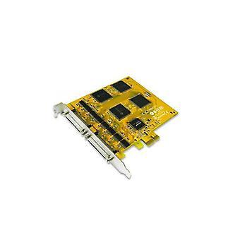 Sunix 16 Port Rs 232 High Speed Pci Express Serial Board