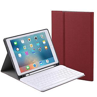 Qwert Apple iPad 10.2in 2019 Desmontable teclado bluetooth tableta bluetooth