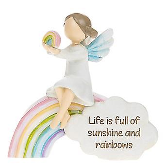 Rainbow Angels Sunshine Curcubee
