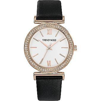 Trendy Kiss - Wristwatch - Women - TRG10098-01B