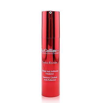 La Colline Swiss Riviera - Global Anti-Pollution Emulsion 50ml/1.7oz