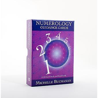 Numerologie guidance kaarten-a 44 9781401943608