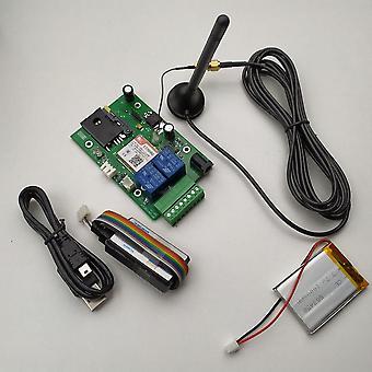 Inteligentny zdalny bezprzewodowy moduł przełącznika kontrolera Gsm Gsm Otwieracz bramy