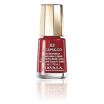 Nail polish Nail Color Mavala 63-acapulco (5 ml)