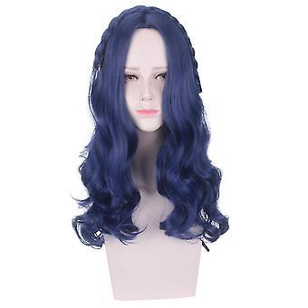 Discendente 2 parrucche Eviev Lunghe parrucche sintetiche per capelli