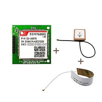 Sim7600g breakout board mini sim7600g-h cat4 sarjat 4g moduuli