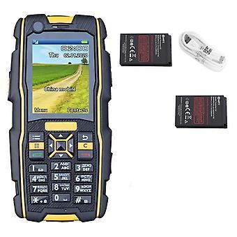 Ip67 Étanche Robuste 3g Wcdma Gsm Shockproof Sos Téléphone Mobile