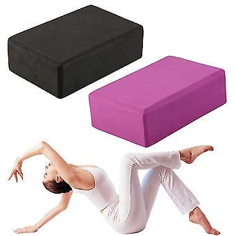 Home Oefening Tool Goed materiaal Eva Yoga Blok Brick Foam Sport Tools