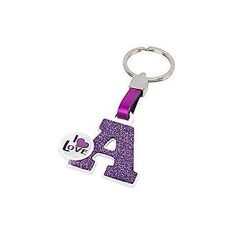 אות א' של מחזיק מפתחות