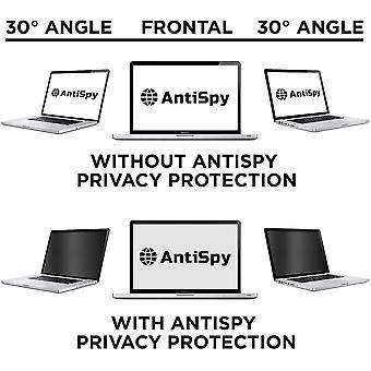 """AntiSpy Sichtschutzfolie geeignet für Apple MacBook PRO 15"""" – Magnetisch   auch 2018 Modell  """