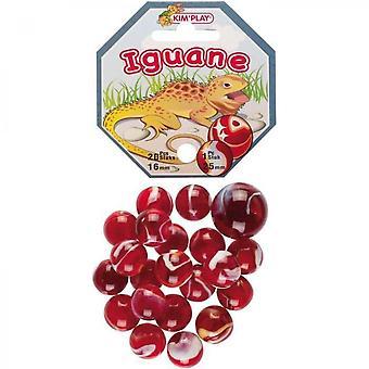 Kimplay 20 + 1 Iguana Balls