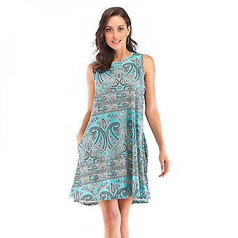 Women's Summer Sleeveless Dress