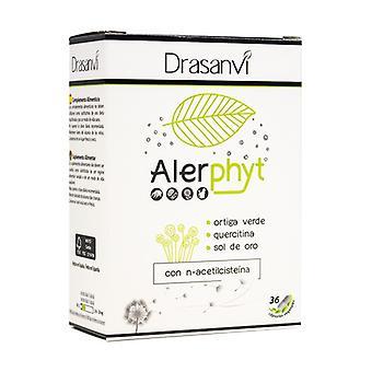 Alerphyt 36 capsules of 792mg
