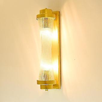 Cristal forma de cintura pequeña Led decorativo Led Light Bar Dormitorio Pasillo pasillo (sin fuente de luz)