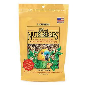 Lafeber Classic Nutri-Berries Parrot Food - 10 oz