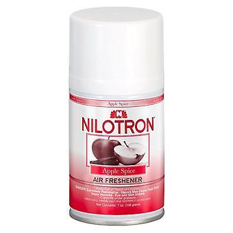 Nilodor Nilotron Deodorizing Air Freshener Apple Spice Scent - 7 oz