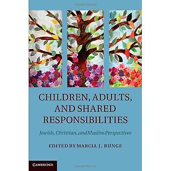 Barn, voksne og delte ansvarsområder: jødiske, kristne og muslimske perspektiver