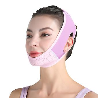 Reusable V Line Mask Facial Slimming Strap Double Chin Reducer Chin Up