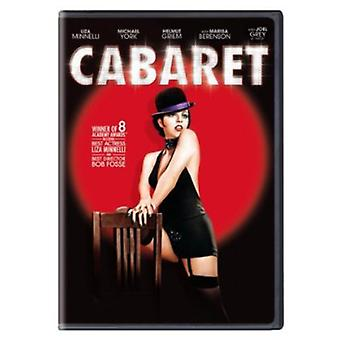 Kabarett [DVD] USA import