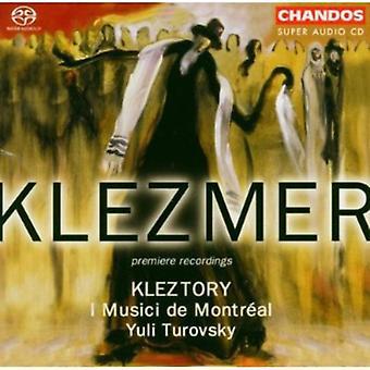 Yuli Turovsky - Kleztory et I Musici De Montréal: importation USA Klezmer [SACD]
