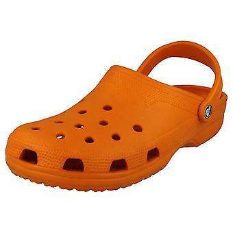 Damen Crocs Sandalen Sommerstrand