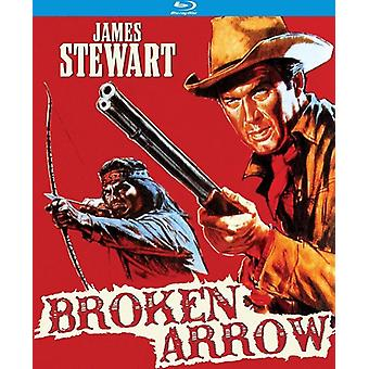 Broken Arrow (1950) [Blu-ray] USA import