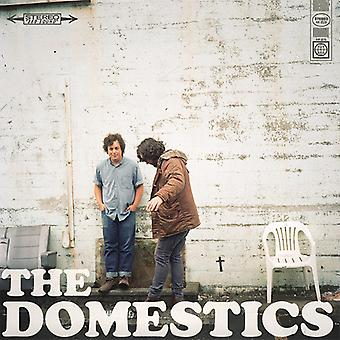 The Domestics - The Domestics [Vinyl] USA import