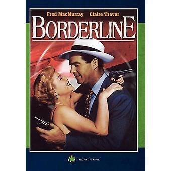 Borderline [DVD] USA import