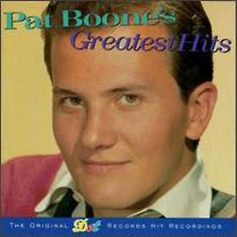 Pat Boone - Greatest Hits [CD] USA import