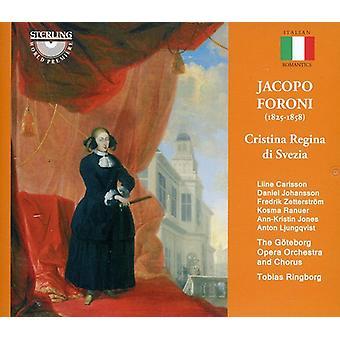J. Foroni - Jacopo Foroni: Cristina Regina Di Svezia [CD] USA import