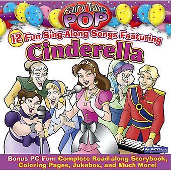 Fairy Tale Pop - Cinderella [CD] USA import