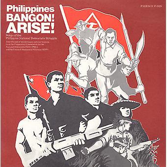Philippines: Bangon! (Arise!) - Philippines: Bangon! (Arise!) [CD] USA import