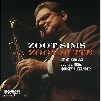 Zoot Sims - importation USA Zoot Suite [CD]