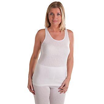 OCTAVE hölgyek/womens Thermal fehérnemű ujjatlan mellény/T-shirt/Top