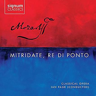 Mozart - Mitridate Re Di Ponto [CD] USA import