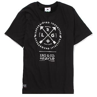 LRG Shoot Straight T-shirt Black