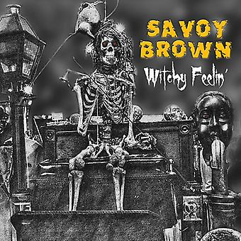 Savoy Brown - Witchy Feelin' [CD] USA import