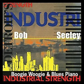 Bob Seeley - Industrial Strength [CD] USA import